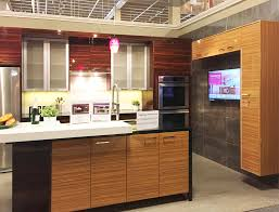 tiger maple wood kitchen cabinets revolution european tiger skin light