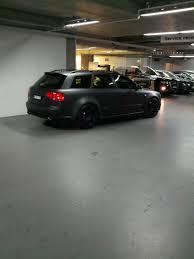 audi a4 matte black matte black b7 rs4 pics