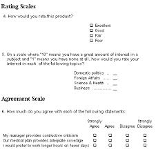 questionnaire design survey design questionnaire design tips