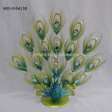 Home Decoration Handmade Colorful Home Decoration Handmade Metal Peacock Buy Metal