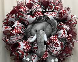 Alabama Football Home Decor Alabama Decor Etsy