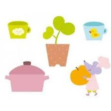 stickers cuisine enfant sticker toise princesse tour toise lorsqu il et grandir