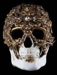 venetian masquerade masks demone venetian mask nero