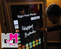 magic mirror hire derby