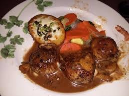 mignonette cuisine veal mignonette picture of cabotto s restaurant stittsville