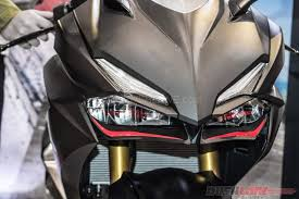 honda cbr price details honda u0027s cbr250rr in detail visordown