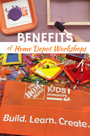 Home Depot Deal Of Day by 10 Benefits Of Home Depot Kids Workshops Mommy University