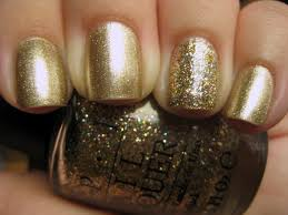 goose u0027s glitter opi glitzerland and bring on the bling heavy