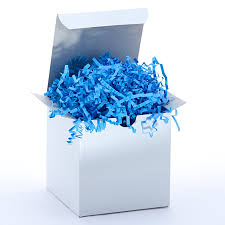 crimped paper shred crinkle cut paper shred