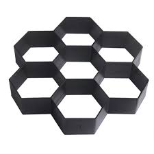 Stepping Stone Molds Uk by Com4sport Diy Patio Walk Maker Stepping Stone Concrete Paver Mold