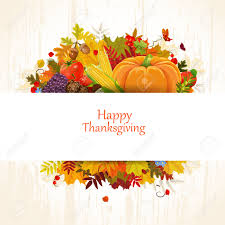 happy thanksgiving day celebration flyer for you design royalty