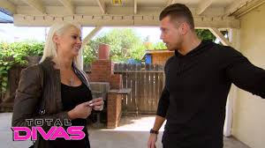 maryse brings the miz to check out a home for sale total divas