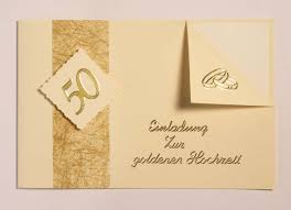 einladung goldene hochzeit einladungskarten zur goldenen hochzeit texte karten und boxen