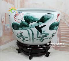 sweet looking decorative indoor planters beautiful design ceramic