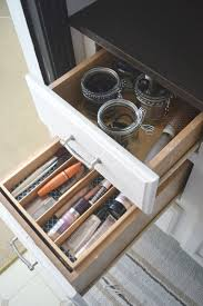 beautiful bathroom drawer organizer contemporary home ideas
