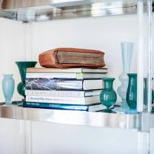 How To Decorate A Bookcase How To Decorate Your Bookcase With Vintage Decor Popsugar Home
