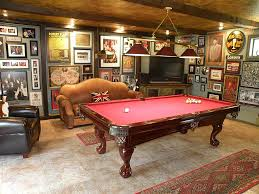 billiard room decor design ideas and decor