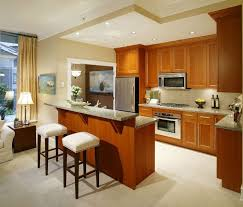 brown and blue home decor colours to go with grey kitchen cabinet countertop color
