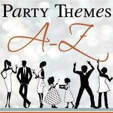 party themes original party theme ideas by a professional