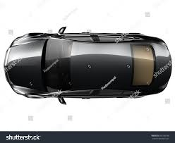 vehicle top view black generic car top view stock illustration 368160188 shutterstock