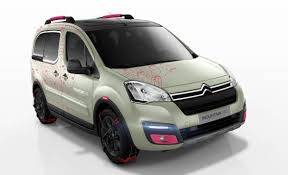 Citroën Shows Off Funky Mountain Vibe Concept U2013 News U2013 Car And