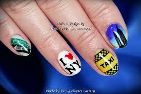 nail art maxresdefaultw york nails ny yankees inspired nail art