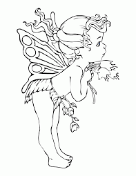 free printable fairy princessescoloring pages for adults