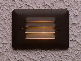 low voltage step lights