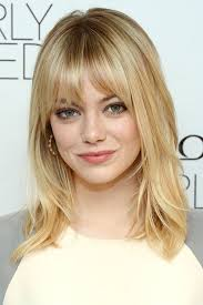 Frisuren Bob Schulterlang by The 25 Best Schulterlange Haare Blond Ideas On Langer