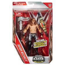 Wwe Elite Figure Shawn Michaels Walmart Com