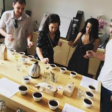 curiocity coffee tasting class coffee cupping yelp