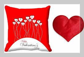 valentines day for pillowcase heart pillow pink heart shaped pillows sale