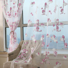 Childrens Curtains Girls Kids U0027 Curtains Ebay