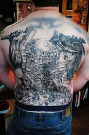 diego rivera mural inspired u2013 molotov and bricks tattoo