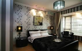 interior decorations home cool and interior design with black and white bedding