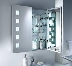 Corner Mirror Cabinet For Bathroom by Furniture Decorative Corner Mirrored Medicine Cabinet Including