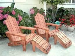 furniture the unique teak adirondack chairs for outdoor furniture