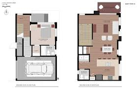 floor plans u2013 vaquita townhomes