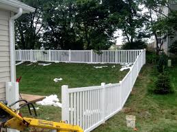 tips for easy fence installation building dreams
