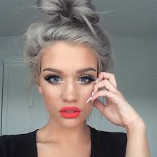what is in hair spring and summer 2015 the grey hair trend is huge for spring summer 2015 fashionsy com