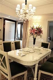 the elegant dining room european style home design interior design