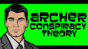 archer cartoon isis is the bad guys archer conspiracy theory youtube