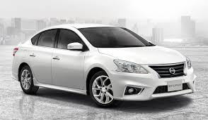 white nissan 2017 my2017 nissan sylphy receives minor updates thailand