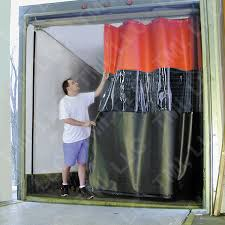 Heavy Insulated Curtains Insulated Truck Curtain Walls Trailer Strip Doors Tmi Llc