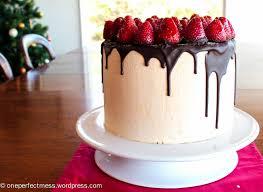 celebration cakes vanilla spice celebration cake with strawberries chocolate