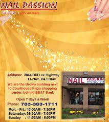 nail passion salon