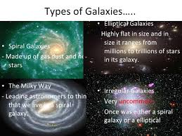 what is the differnece between a spiral and regular perm between galaxies