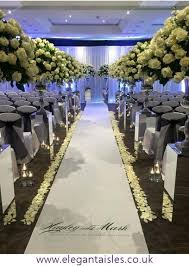 personalised wedding backdrop uk white carpet aisle runner uk www allaboutyouth net