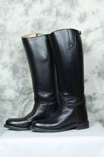 men s tall motorcycle riding boots police motorcycle boots ebay