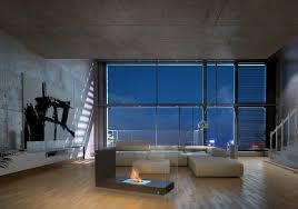 loft interior design prague modern loft apartment gray window seat cushion with open